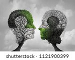 Stock photo psychology concept and psychiatry idea as a symbol for psychologist therapy and constructive 1121900399