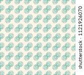 seamless vector decorative... | Shutterstock .eps vector #1121926070
