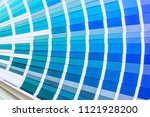 bright and colorful palette of... | Shutterstock . vector #1121928200