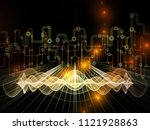 connected world series.... | Shutterstock . vector #1121928863