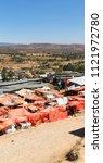 ethiopia lalibela circa january ...   Shutterstock . vector #1121972780