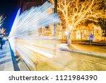 budapest  hungary   december 19 ... | Shutterstock . vector #1121984390