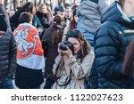 minsk  belarus. march 25  2018... | Shutterstock . vector #1122027623