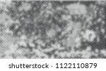 abstract grunge halftone raster ...   Shutterstock .eps vector #1122110879