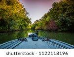 ray hubbard lake  texas. river | Shutterstock . vector #1122118196