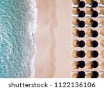 aerial view of amazing...   Shutterstock . vector #1122136106