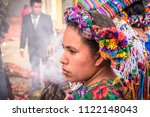 parramos  guatemala   december... | Shutterstock . vector #1122148043