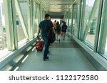 kota kinabalu  sabah  malaysia ... | Shutterstock . vector #1122172580
