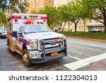 new york  usa  september 05 ...   Shutterstock . vector #1122304013