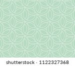 abstract geometric pattern. a... | Shutterstock . vector #1122327368