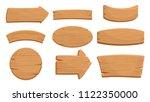 flat vector set of various... | Shutterstock .eps vector #1122350000