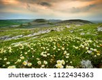 spectacular landscape of the... | Shutterstock . vector #1122434363