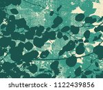 hand drawn abstract background ...   Shutterstock .eps vector #1122439856