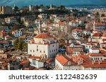 exterior view of cinci hamam in ...   Shutterstock . vector #1122482639