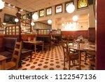 stockholm  sweden   jun 14 ... | Shutterstock . vector #1122547136