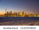 toronto  canada   february 10 ... | Shutterstock . vector #1122553820