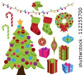 Collection Of Cute Christmas...
