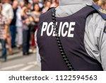 montreal  ca   14 august 2016 ... | Shutterstock . vector #1122594563