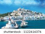 Ibiza Port On A Beautiful Day....