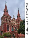 Small photo of 12-Aug-2007 St Teresas Church, 92, A J C Bose Road, Entally, Kolkata west bengal INDIA