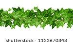 vector horizontal seamless... | Shutterstock .eps vector #1122670343