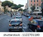 rome  italy   june 12  2018 ...   Shutterstock . vector #1122701180