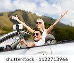 road trip  technology and... | Shutterstock . vector #1122713966