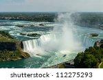 Niagara Falls View From Skylon...