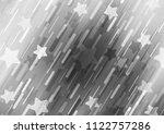 light silver  gray vector... | Shutterstock .eps vector #1122757286