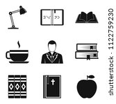 browse icons set. simple set of ... | Shutterstock . vector #1122759230