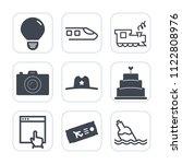 Premium Outline  Fill Icons Set ...