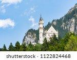 Neuschwanstein Castle Home Of...