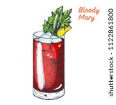 Bloody Mary Cocktail...