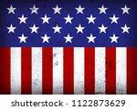 usa background illustration | Shutterstock . vector #1122873629