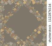 rhombus trendy minimal... | Shutterstock .eps vector #1122876116