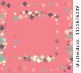 rhombus shape minimal geometric ...   Shutterstock .eps vector #1122876239