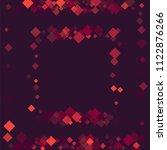 rhombus colored minimal...   Shutterstock .eps vector #1122876266