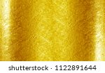metal gold background shiny... | Shutterstock . vector #1122891644