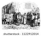 the coadjutor soothing riot ... | Shutterstock . vector #1122912014