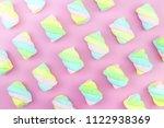 flat lay top view tasty... | Shutterstock . vector #1122938369