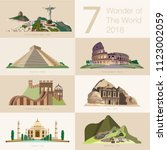 Seven Wonders Of The World.