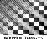 grunge white and black stripes. ...   Shutterstock .eps vector #1123018490