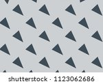 brushed painted abstract... | Shutterstock . vector #1123062686