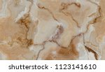 ivory onyx abstract texture.... | Shutterstock . vector #1123141610