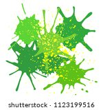 illustration of colorful... | Shutterstock . vector #1123199516