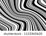 optical illusion. texture of... | Shutterstock .eps vector #1123365620