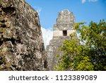 temple i  el gran jaguar one of ... | Shutterstock . vector #1123389089
