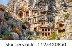 Myra Ancient City In Antalya