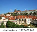 A Panorama Of Prague Old...