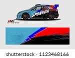 car graphic background vector.... | Shutterstock .eps vector #1123468166